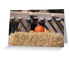 Southwest Autumn  Greeting Card