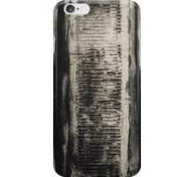 Work IV iPhone Case/Skin