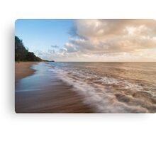 Holloways Beach #3 Canvas Print