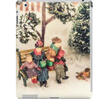 A Rest In The Park iPad Case/Skin