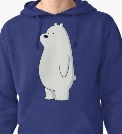 we bare bears - icebear Pullover Hoodie