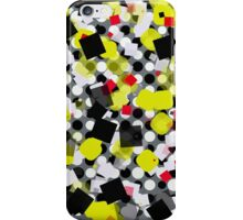 dot bus iPhone Case/Skin