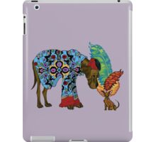 Top Hat and Tails iPad Case/Skin
