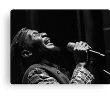 The wonderful Jimmy Cliff 4 (n&b)(t) by expressive photos ! Olao-Olavia by Okaio Créations  Canvas Print