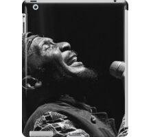 The wonderful Jimmy Cliff 4 (n&b)(t) by expressive photos ! Olao-Olavia by Okaio Créations  iPad Case/Skin