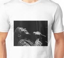 The wonderful Jimmy Cliff 4 (n&b)(t) by expressive photos ! Olao-Olavia by Okaio Créations  Unisex T-Shirt