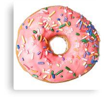 a real donut Metal Print