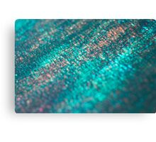 layers of color - six Canvas Print