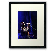 The wonderful Jimmy Cliff 5 (c)(h) by expressive photos ! Olao-Olavia by Okaio Créations  Framed Print