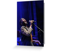 The wonderful Jimmy Cliff 5 (c)(h) by expressive photos ! Olao-Olavia by Okaio Créations  Greeting Card
