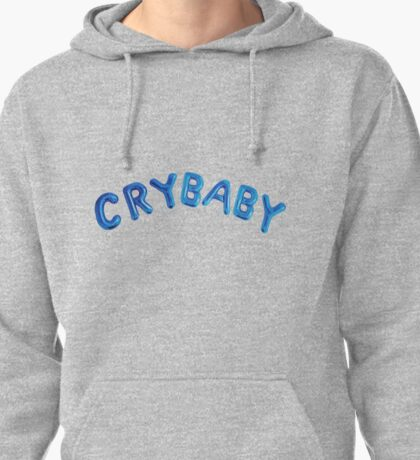 Crybaby Logo Pullover Hoodie