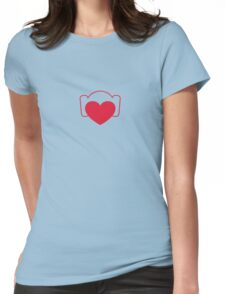 Love Leia Womens Fitted T-Shirt