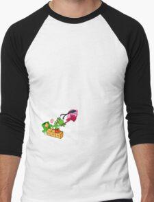 ! Men's Baseball ¾ T-Shirt