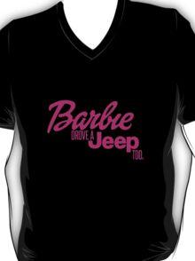 BARBIE JEEP T-Shirt