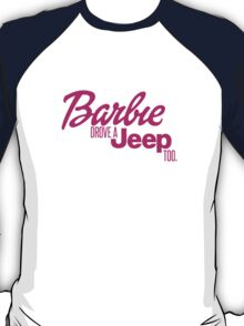 BARBIE JEEP T-Shirt