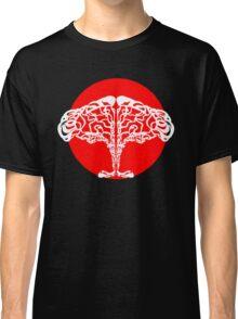 african sunset tree Classic T-Shirt