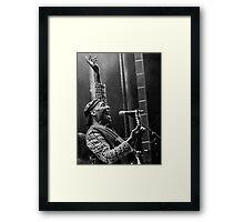 The wonderful Jimmy Cliff 8 (c)(h) by expressive photos ! Olao-Olavia by Okaio Créations  Framed Print