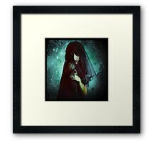 Portrait #993 Framed Print