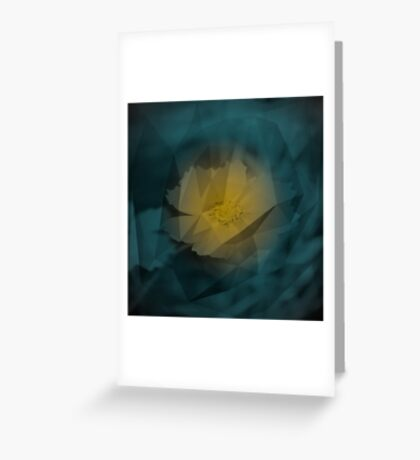 Graphic F2 Greeting Card