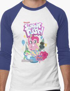 Party Flavored Sugar Rush! Men's Baseball ¾ T-Shirt