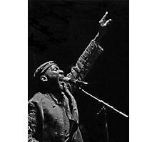 The wonderful Jimmy Cliff 9 (n&b)(h) by expressive photos ! Olao-Olavia by Okaio Créations  Photographic Print