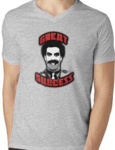 Borat - Great Success Mens V-Neck T-Shirt