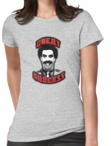 Borat - Great Success Womens Fitted T-Shirt