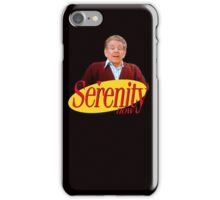 Serenity Now - Frank Costanza iPhone Case/Skin
