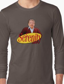 Serenity Now - Frank Costanza Long Sleeve T-Shirt