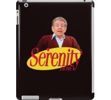 Serenity Now - Frank Costanza iPad Case/Skin