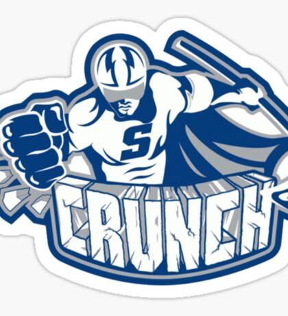 Syracuse Crunch Sticker