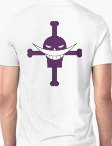 Ace Whitebeard Pirate Tattoo Unisex T-Shirt