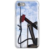 Oil Derrick iPhone Case/Skin
