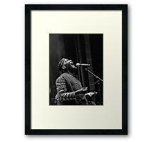 The wonderful Jimmy Cliff 10 (n&b)(h) by expressive photos ! Olao-Olavia by Okaio Créations  Framed Print