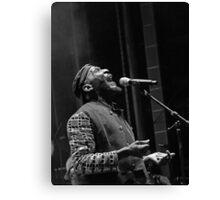 The wonderful Jimmy Cliff 10 (n&b)(h) by expressive photos ! Olao-Olavia by Okaio Créations  Canvas Print
