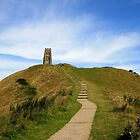 Glastonbury Tor by Victoria Kidgell