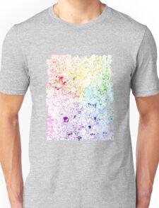 Complete Kanto and Johto Rainbow Unisex T-Shirt