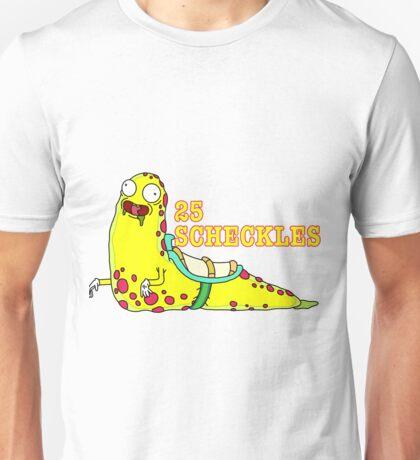 Slippery stair Unisex T-Shirt