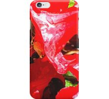 ROMANTIC RED iPhone Case/Skin