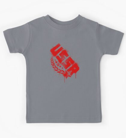 Russian Red Kids Tee