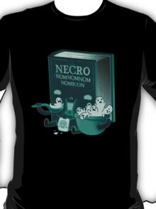 Necronomnomnomnomicon T-Shirt