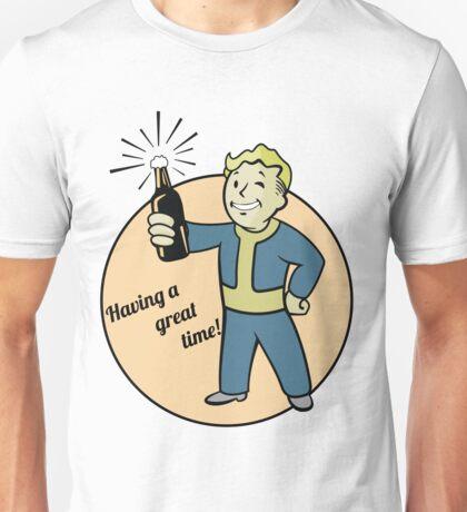 Vault Beer! Unisex T-Shirt