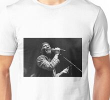 The wonderful Jimmy Cliff 11 (n&b)(t) by expressive photos ! Olao-Olavia by Okaio Créations  Unisex T-Shirt