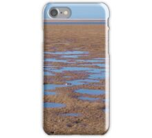Stingray holes - Farquhar Inlet. iPhone Case/Skin