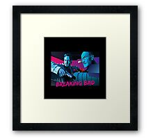 Bad Drive Framed Print