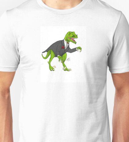 Cretaceous Gentleman Unisex T-Shirt