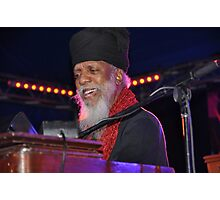 Dr. Lonnie Smith @ Jazz & Blues 2012 Photographic Print