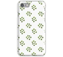 Sprouts pattern too iPhone Case/Skin