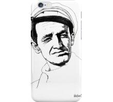 Woody Guthrie iPhone Case/Skin