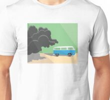 Dharma Van vs Smoke Monster Unisex T-Shirt